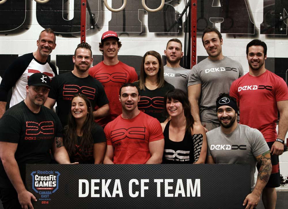 Équipe DekaCrossfit